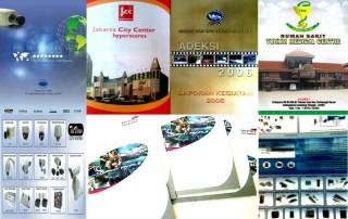 Contoh-contoh Desain Company Profile ~ Banten Art Design