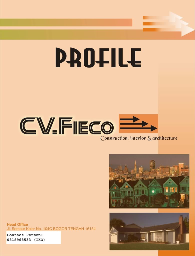Profile perusahaan pengertian company profile contoh for Designing company